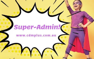 Are your admin staff Super-Admin??