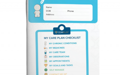 4 Things your Patient needs to self-manage their Chronic Condition
